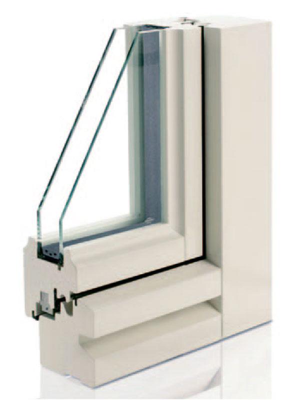 finestre in legno Novecento