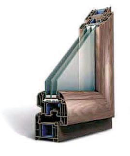 serramenti pvc Oknoplast Platinum Evolution