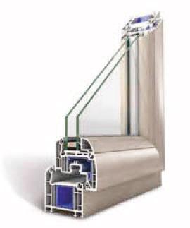 serramenti pvc oknoplast prolux
