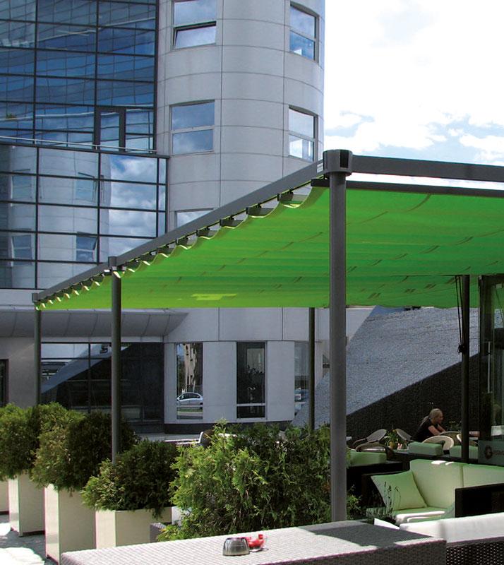 tende da giardino/patio
